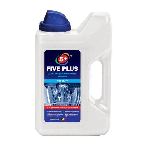 Five plus Five Plus порошок для посудомоечной машины 1 кг.