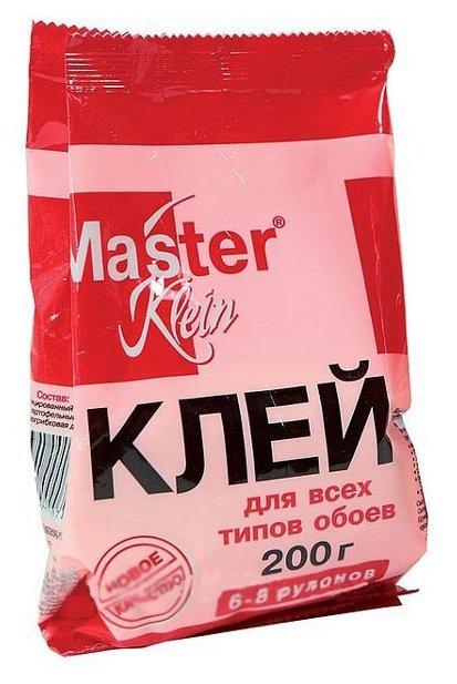 Клей для обоев Master Klein Для всех типов обоев