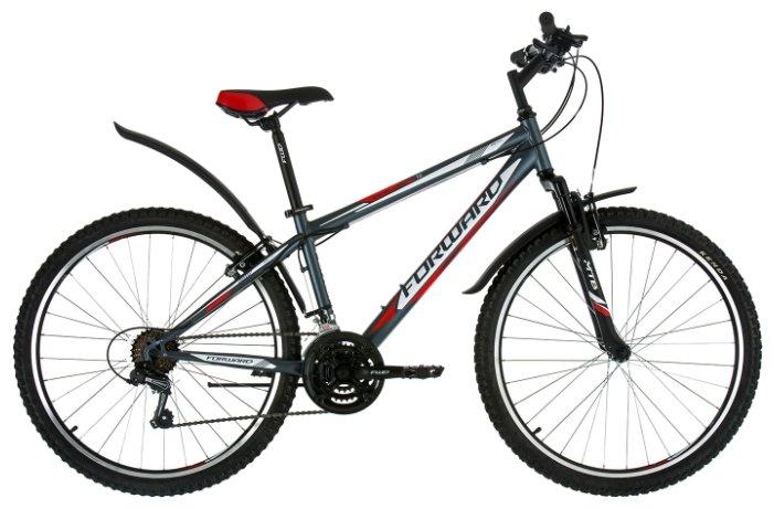 Велосипед для взрослых FORWARD Sporting 1.0 (2017)