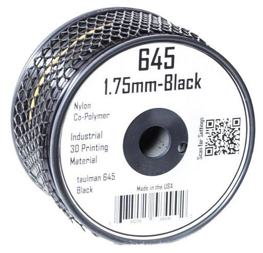 NYLON 645 пруток taulman3D 1.75 мм черный