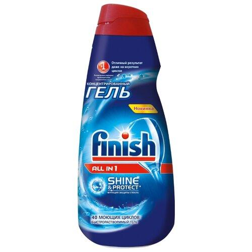 Finish All in 1 гель для посудомоечной машины 1 л