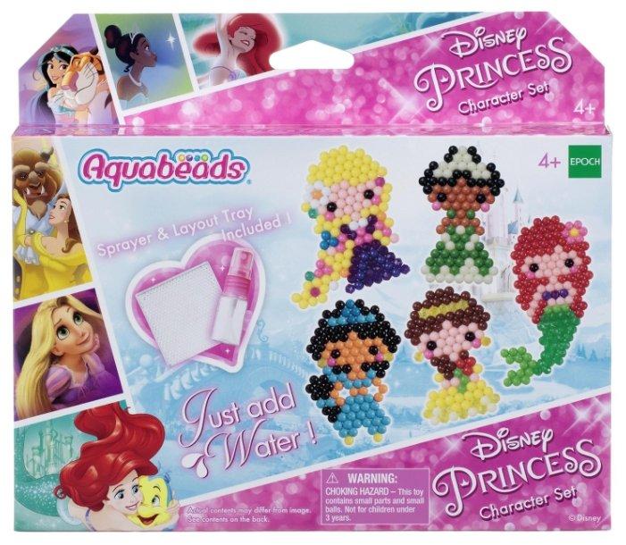 Aquabeads Аквамозаика Принцессы Disney (30238)