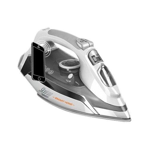 Утюг REDMOND RI-C265S серый/серебристый/белый