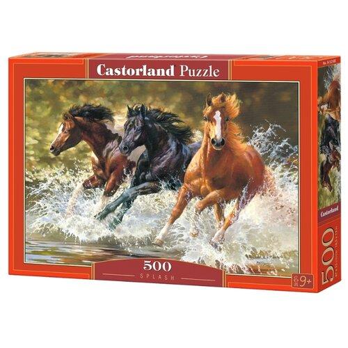 Купить Пазл Castorland Splash (B-52585), 500 дет., Пазлы