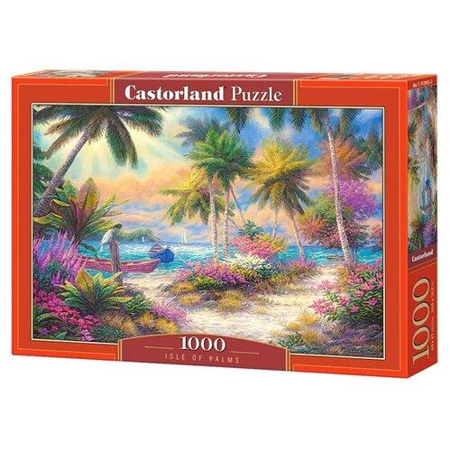 Купить Пазл Castorland Isle of Palms (C-103942), 1000 дет., Пазлы