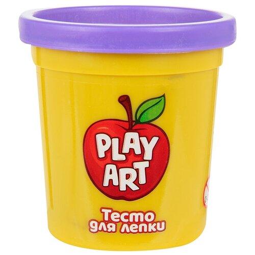 Масса для лепки Play Art 1 банка 85 г фиолетовый (PA-3167-P) масса для лепки play art 1 банка 85 г оранжевый pa 3167 o