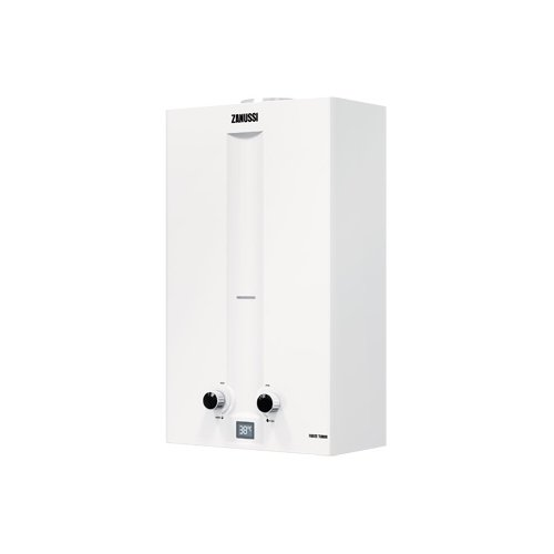 Проточный газовый водонагреватель Zanussi GWH 10 Fonte Turbo