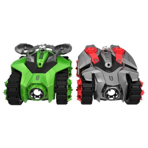 Набор техники Galaxy ZEGA Razor & Puck (Z-1002) 12 см зеленый/серебристыйРадиоуправляемые игрушки<br>