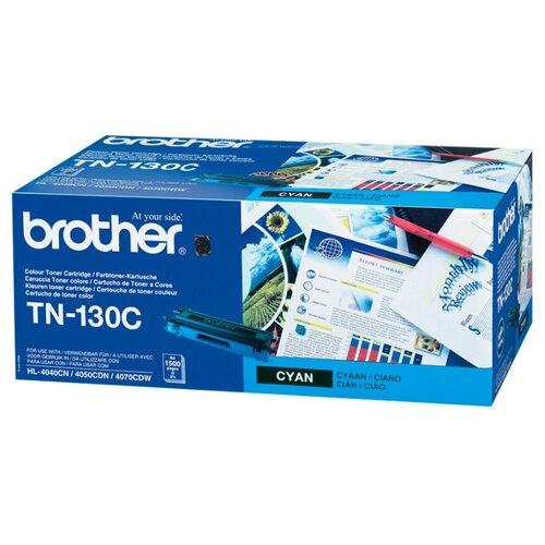Фото - Картридж Brother TN-130C картридж brother tn 321bk
