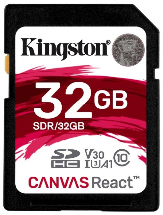 Карта памяти Kingston SDR/32GB