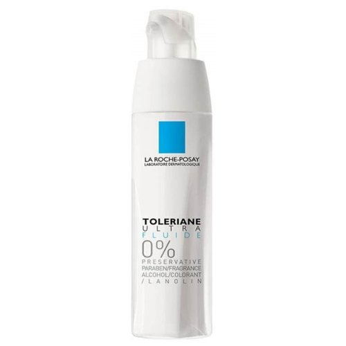 La Roche-Posay Toleriane Ultra Fluide Эмульсия для лица для сверхчувствительной и аллергичной кожи, 40 мл la roche posay toleriane ultra contour yeux