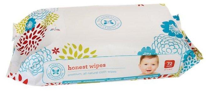 Влажные салфетки Honest Wipes детские