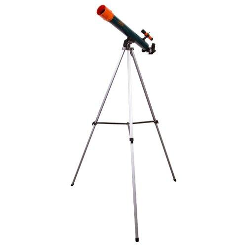 Купить Телескоп LEVENHUK LabZZ T2 синий/оранжевый/черный, Детские микроскопы и телескопы