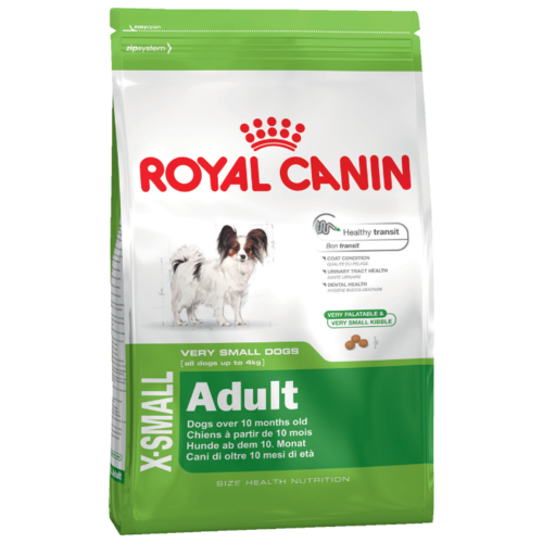 Royal Canin X-Small Adult (11 кг) Корма для собак