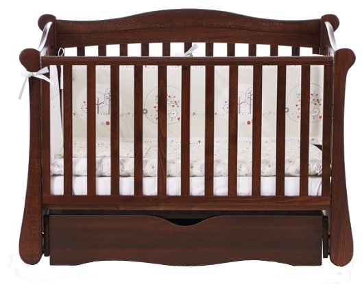 Кроватка Esperanza Adora (поперечный маятник)