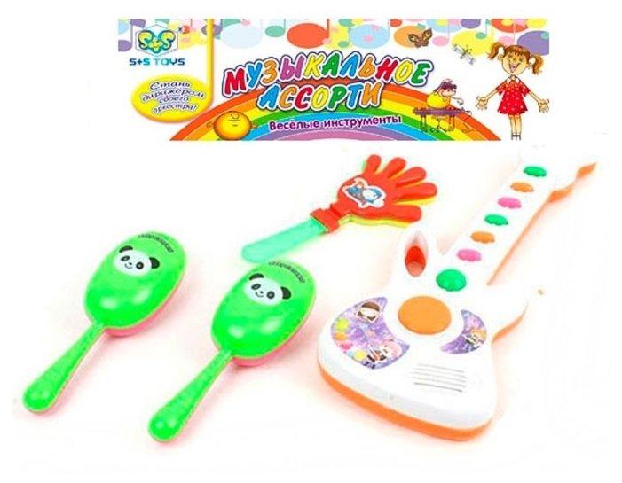 S+S Toys набор инструментов Музыкальное ассорти СС75452