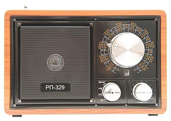 Радиоприемник Сигнал electronics БЗРП РП-329