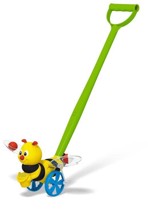 Каталка-игрушка Stellar Пчёлка (01396) со звуковыми эффектами
