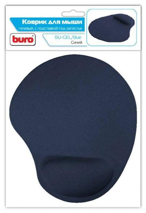 Коврик для мыши BURO BU-GEL