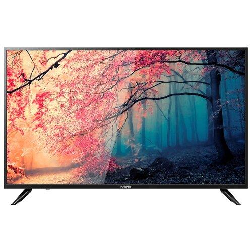 Фото - Телевизор HARPER 50U750TS 49.5 (2018) черный телевизор