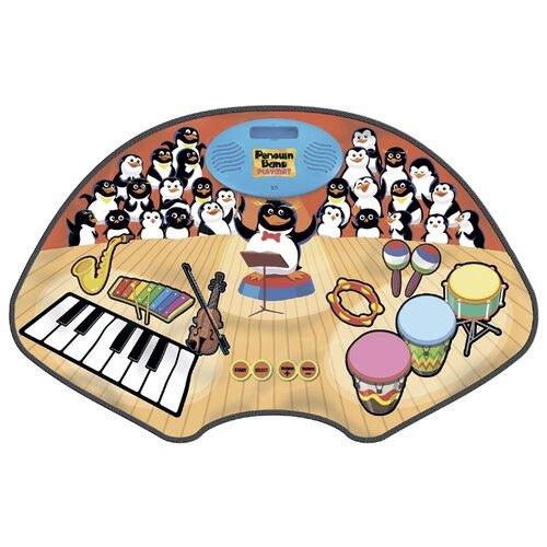 Купить Музыкальный коврик Знаток Хор пингвинов (SLW9880), Игровые коврики