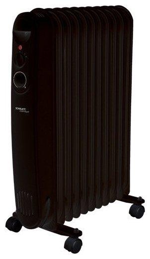 Масляный радиатор Scarlett SC 21.2311 S4/S4B