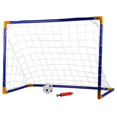 Футбольные ворота 1 TOY (Т59935) ворота футбольные сеткаопт складные 1 8х1 2м