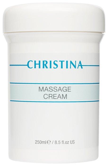 Christina Massage Cream Массажный крем для лица,