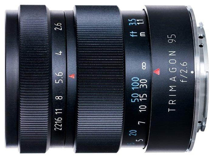 Объектив Meyer-Optik-Görlitz Trimagon 95mm f/2.6 Nikon F