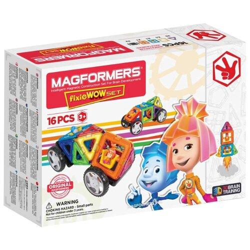 Магнитный конструктор Magformers Wow 770001 ФиксикиКонструкторы<br>