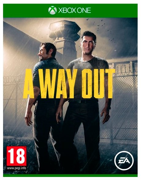 A Way Out купить по цене 1139 с отзывами на Яндекс.Маркете
