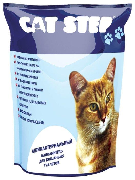 Cat Step Cиликагелевый (3 л)