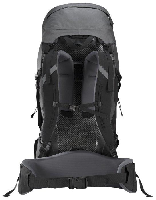Купить Рюкзак Arcteryx Bora AR 63 grey black (titanium) по выгодной цене на  Яндекс.Маркете 47155b5a324