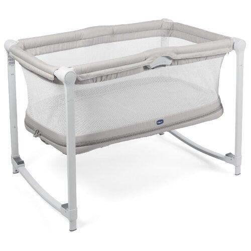 Манеж-кровать Chicco Zip&Go glacial кровать манеж chicco open box fruit salad