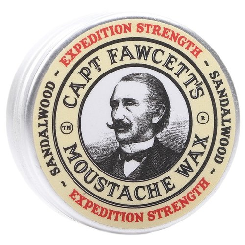 Captain Fawcett Воск для усов Expedition Strength Moustache Wax, 15 мл