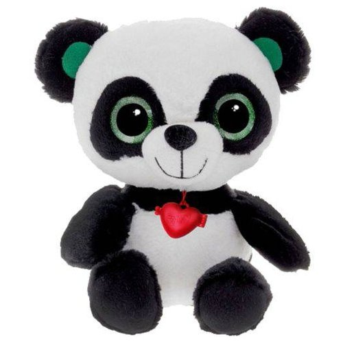 Купить Мягкая игрушка Fancy Панда Фенсик с сердечком 21 см, Мягкие игрушки