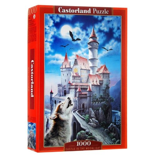 Купить Пазл Castorland Фэнтези (C-100699), 1000 дет., Пазлы