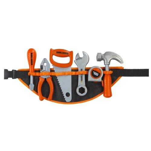Купить Smoby Пояс с инструментами Black&Decker (500193), Детские наборы инструментов