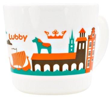 Чашка Lubby Любимая (15632)