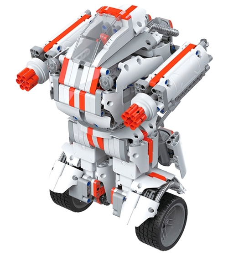 Электронный робот конструктор