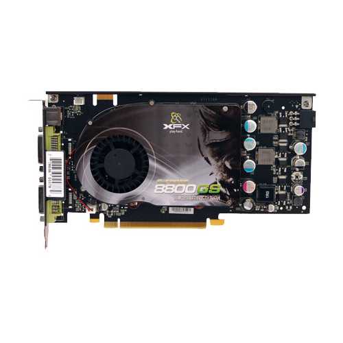 XFX GEFORCE 8800 GS DOWNLOAD DRIVER