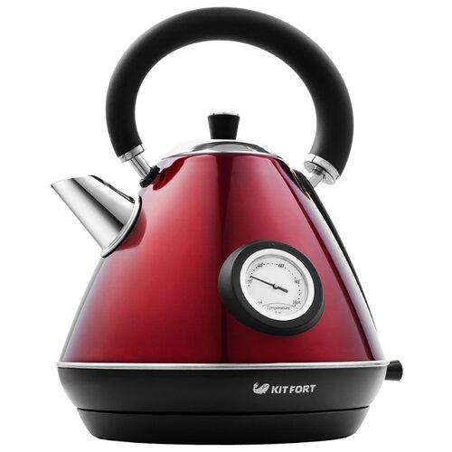 Чайник Kitfort KT-644, красный