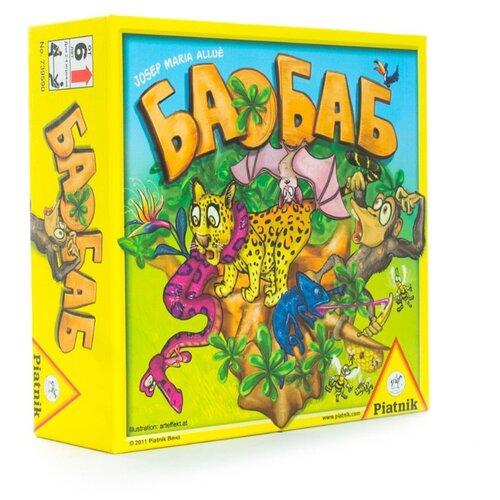 Настольная игра Piatnik Баобаб игра настольная piatnik синий банан 661990