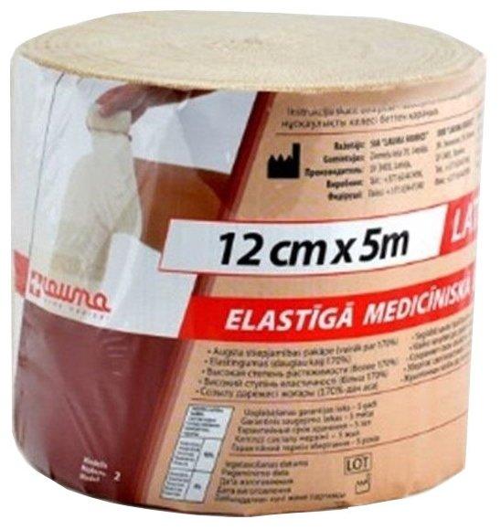 Бинт эластичный медицинский Lauma Medical Модель 2 (5 м х 12 см)