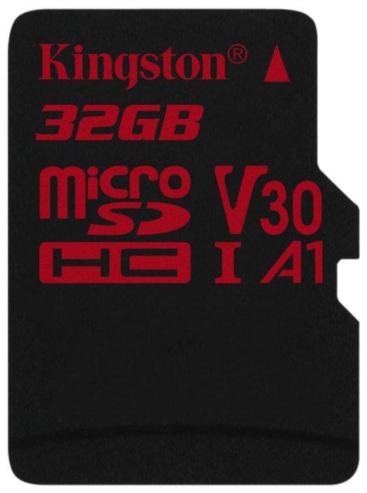 Карта памяти Kingston SDCR/32GB