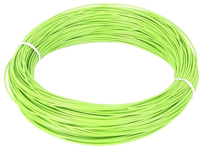 ABS пруток 3Dplast 1.75 мм зелёный