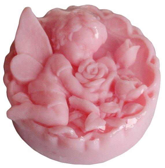 0bd095074ab0 Купить товар Мыло ручной работы Milotto Цветочная фея розовая 130 г ...