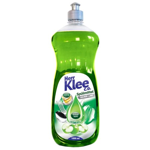 Herr Klee Средство для мытья посуды Green apple 1 л c graupner fuhr uns herr in versuchung nicht gwv 1121 32
