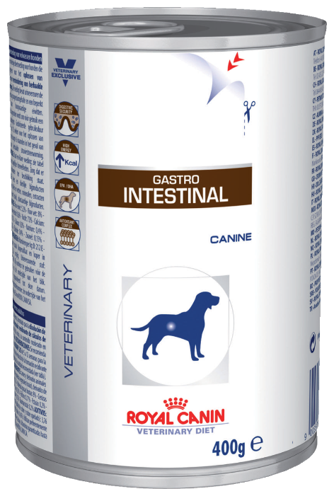 Корм для собак Royal Canin Gastro Intestinal сanine canned