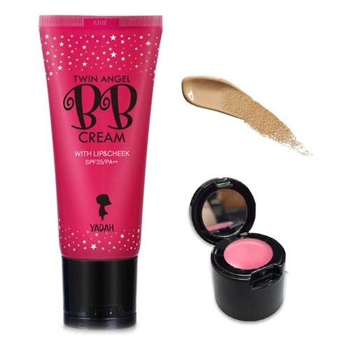 Twin Angel BB крем BB Cream With Lip & Cheek SPF35 40 мл Yadah